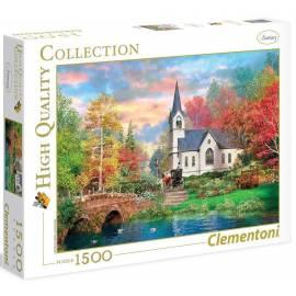 Puzzle 1500 HQ Colorful Autumn
