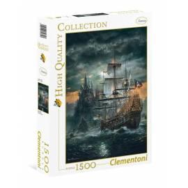 Puzzle 1500 el. HQ The Pirate ship