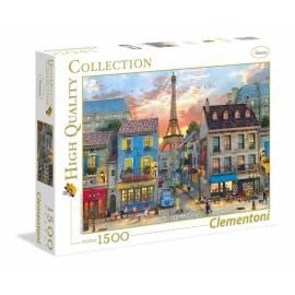 Puzzle 1500 el. HQ Street of Paris