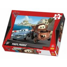 Puzzle 160 Auta Złomek i Finn TREFL