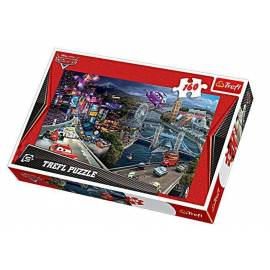 Puzzle 160 Auta 2 Kolaż TREFL