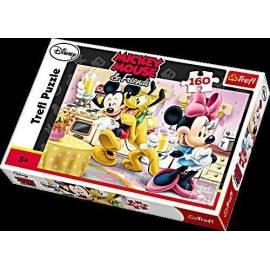 Puzzle 160 Miki Wesołe popołudnie TREFL