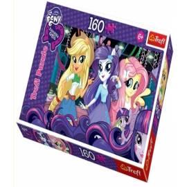 Puzzle 160 Bal Equestria Girls TREFL