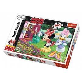 Puzzle 160 - Podlewanie kwiatków TREFL