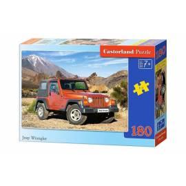 Puzzle 180 Jeep Wrangler CASTOR