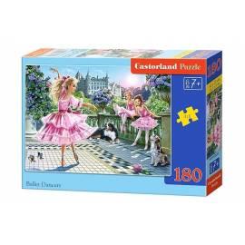 Puzzle 180 Baletnica CASTOR