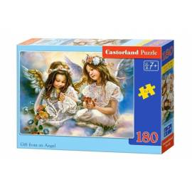 Puzzle 180 Gift from an Angel CASTOR