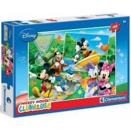 Puzzle 180 Klub Przyjaciół Myszki Mickey