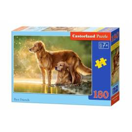 Puzzle 180 Best Friends CASTOR