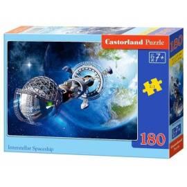 Puzzle 180 Kosmiczny statek CASTOR