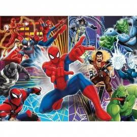 Puzzle 180 el. SpiderMan Sinister Six