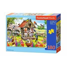 Puzzle 180 Birdhouse CASTOR