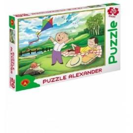 Puzzle 20 - MAXI Bolek i Lolek. Piknik ALEX