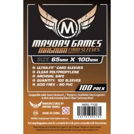 MAYDAY Koszulki Magnum Copper (65x100mm) 100 - Copper (Miedziane)