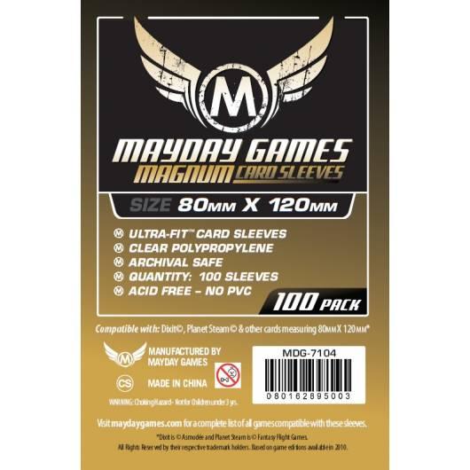 MAYDAY Koszulki Magnum Gold (80x120mm) 100