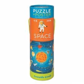 Puzzle 200 el. - Kosmos