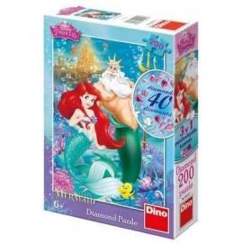 Puzzle 200 Diamond Arielka DINO