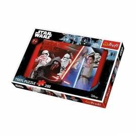 Puzzle 200 Miecze świetlne - Star Wars TREFL