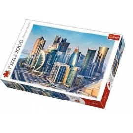 Puzzle 2000 Doha Katar TREFL