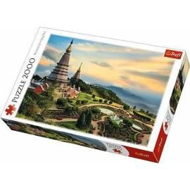 Puzzle 2000 Bajkowe Chiang Mai TREFL