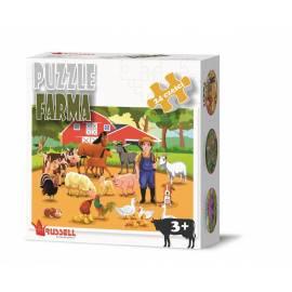 Puzzle 24 Farma RUSSEL