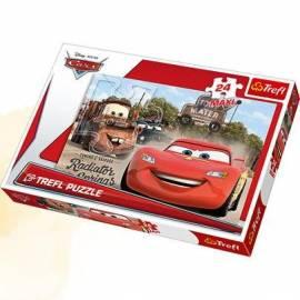 Puzzle 24 maxi Auta 2 TREFL