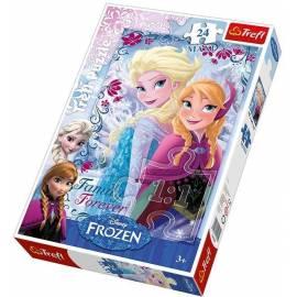 Puzzle 24 maxi Frozen TREFL