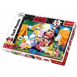 Puzzle 24 maxi Biwak TREFL