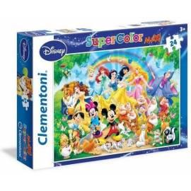 Puzzle 24 Maxi Disney Family