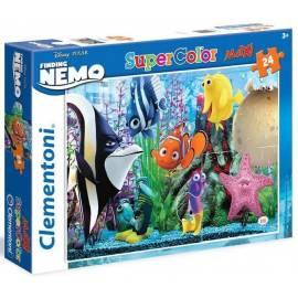 Puzzle 24 Maxi Gdzie jest Nemo