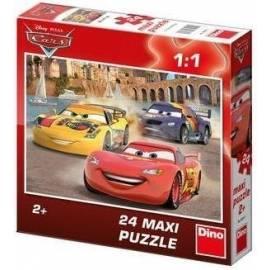 Puzzle 24 Maxi Auta: Wesoły Złomek DINO