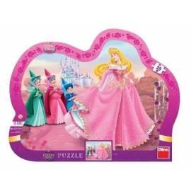 Puzzle 25 Śpiąca Królewna DINO
