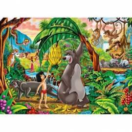 Puzzle 250 Księga Dżungli