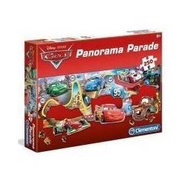 Puzzle 250 Panorama Parade Cars