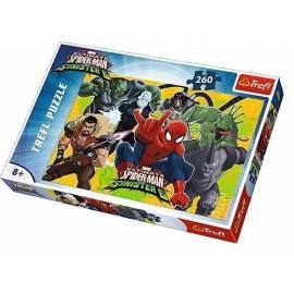 Puzzle 260 - Spiderman TREFL