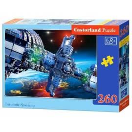Puzzle 180 Futurystyczny statek kosmiczny CASTOR