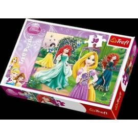 Puzzle 30 Disney Księżniczki TREFL