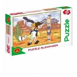 Puzzle 30 - Bolek i Lolek. Dziki zachód ALEX