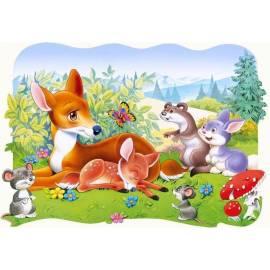 Puzzle 30 Bambi CASTOR