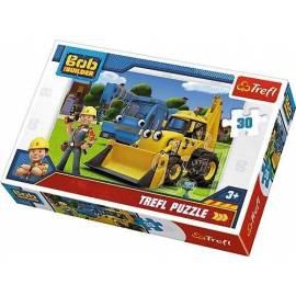 Puzzle 30 Bob Budowniczy nowe wyzwanie TREFL