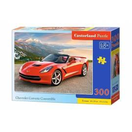 Puzzle 300 Chevrolet Corvette Convertible CASTOR