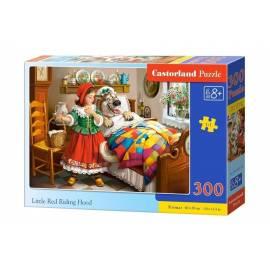 Puzzle 300 Czerwony Kapturek CASTOR
