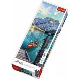 Puzzle 300 Home Gallery - Górskie jezioro TREFL