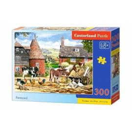 Puzzle 300 Farmyard CASTOR