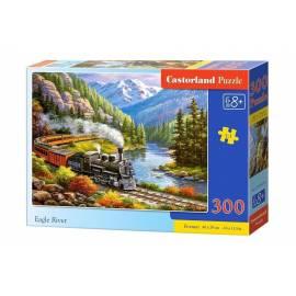 Puzzle 300 Eagle River CASTOR