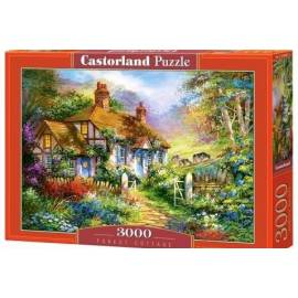 Puzzle 3000 Forest Cottage CASTOR