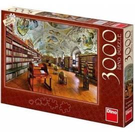 Puzzle 3000 Biblioteka DINO