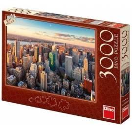 Puzzle 3000 Drapacze Chmur DINO
