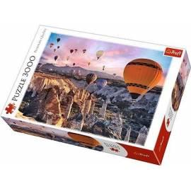 Puzzle 3000 Balony nad Kapadocją TREFL
