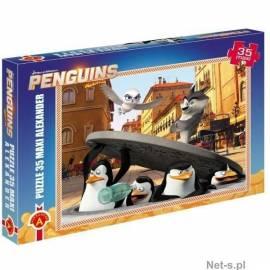 Puzzle 35. Maxi Pingwiny z Madagaskaru ALEX